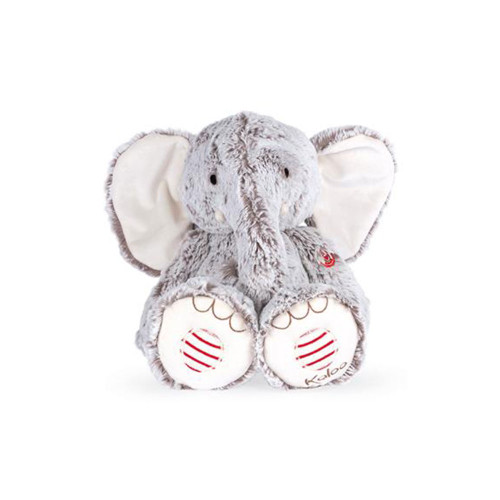 The Rouge Kaloo welcomes a new member, it's Noa the grey elephant. This cute animal is full of wit and wisdom.