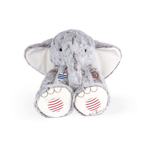The Rouge Kaloo welcomes a new member, it's Noa the grey elephant.