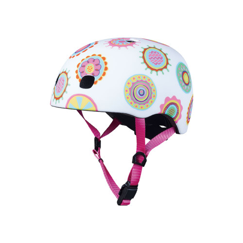 We believe every child should wear a helmet when they scoot or cycle.