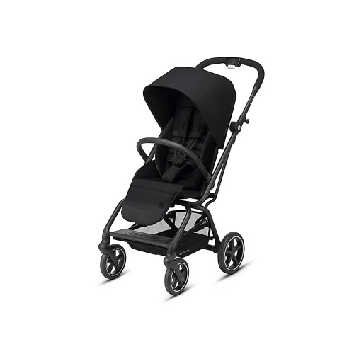 Ideal for the city lifestyle, the CYBEX Eezy S Twist+ 2 Stroller folds into a compact, self-standing position, so you can stow and go.