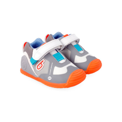 They provide stability and balance necessary for the first steps.