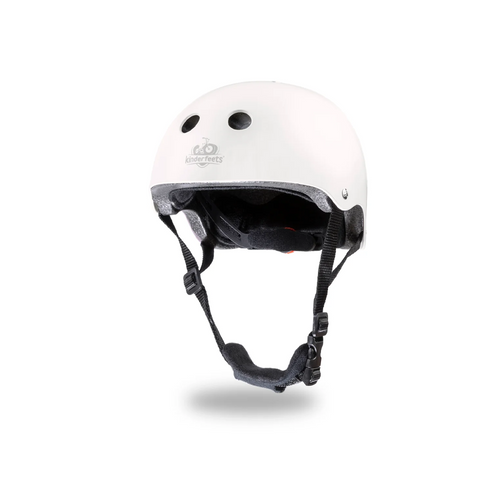 The Kinderfeets Toddler Bike Helmets are perfect for little balance bikers, scooters and skaters.