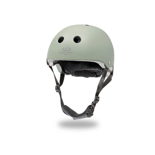The Kinderfeets Toddler Bike Helmets are perfect for little balance bikers, scooters and skaters