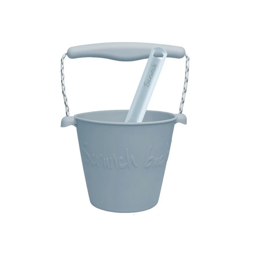 Say good-bye to ugly, hard plastic buckets that break and take up space.