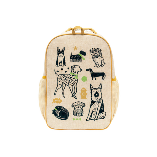 THE GRADE SCHOOL BACKPACK IS BOUND TO MAKE FIRST DAYS AT SCHOOL THAT MUCH MORE EXCITING!