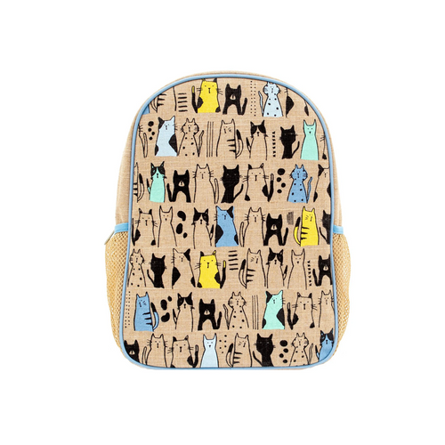 THE TODDLER BACKPACK BRINGS SOPHISTICATED STYLE TO THE LITTLES OF YOUR FAMILY!