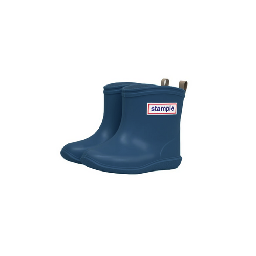 Stample's long-selling product! Light and moderately soft rain boots made in Japan ☆