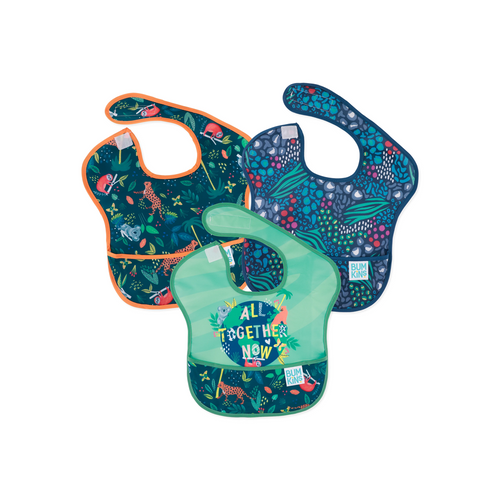 Get ready to take a walk on the wild side with the prints in our All Together Now set.