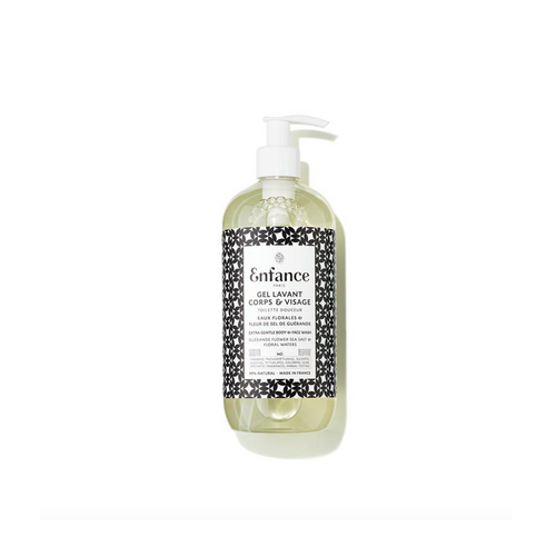Extra gentle and soap free body wash provides a very delicate daily cleanse.
