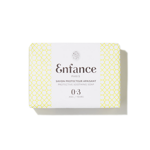 Its creamy foam gently cleanses and moisturises both skin and scalp.