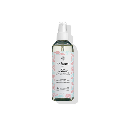 Leave-In Detangler is an ultra-fresh leave-in treatment that is perfect for all hair types.