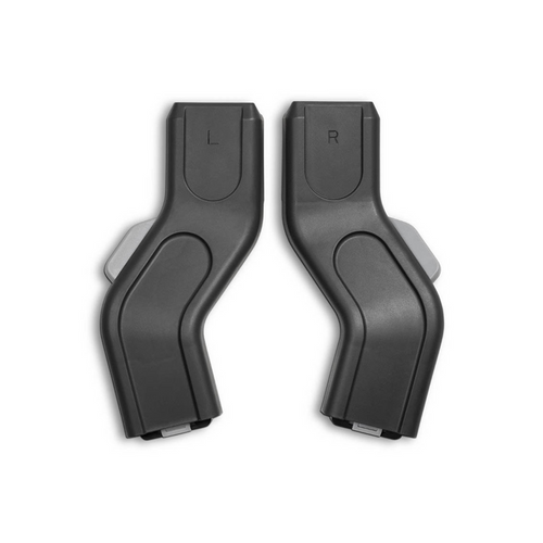 This set of UPPAbaby adapters allows you to fit a Maxi-Cosi®, Nuna® or Cybex infant car seat to the frame of your stroller.