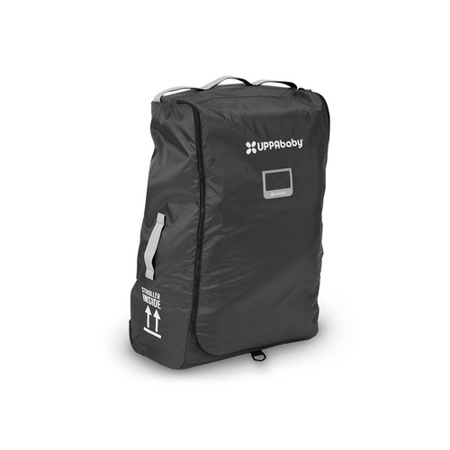 UPPAbaby's Travel Bag protects your VISTA or CRUZ stroller so you can travel with ease.