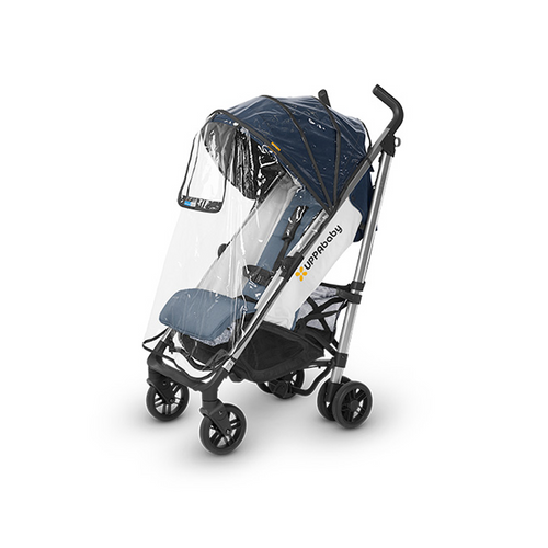 Protect your child from the wind and rain with our custom fit G-Series Rain Shield.