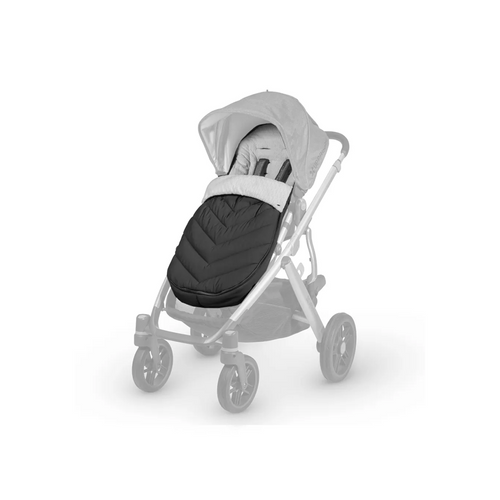UPPAbaby CozyGanoosh is ultra-plush and heavyweight footmuff to keep your child even warmer.