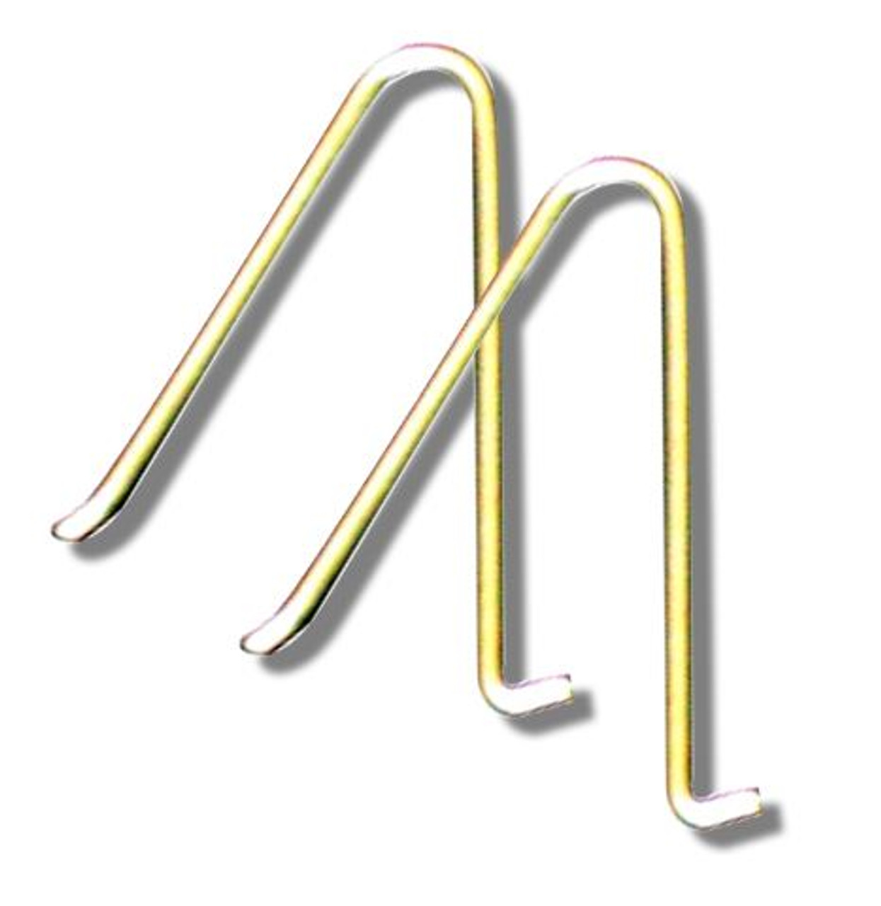 Universal Tent Pole Friction Springs Pack of 2