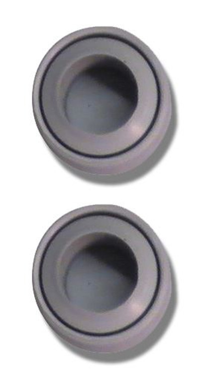 Khyam Ridgi-Dome Steel Bedroom Pole End Bung (Pack of 2)