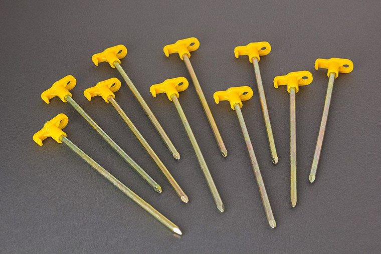 Fiamma Pegs Kit for Privacy Room (Pack of 10) (98655-349)
