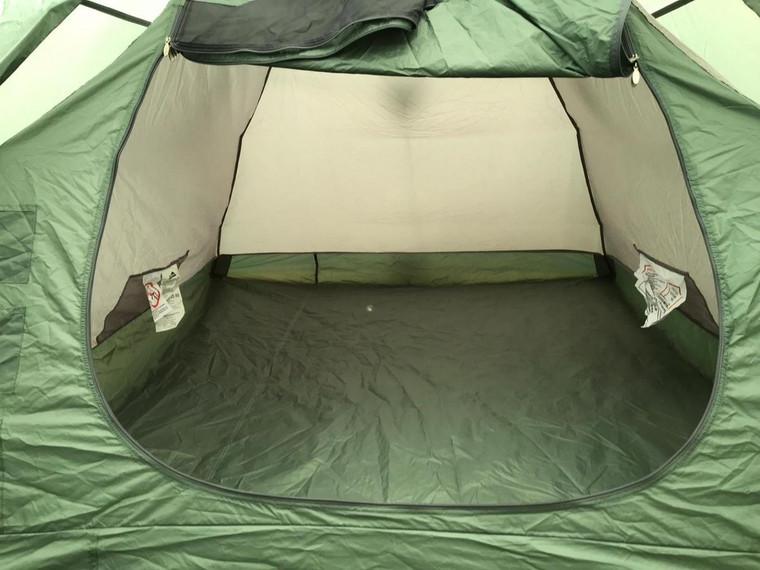 Khyam Biker 3 Berth Inner Tent - Green