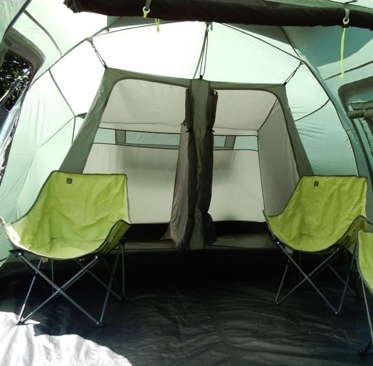 Khyam Freelander Plus 4 Berth Inner Tent - Green