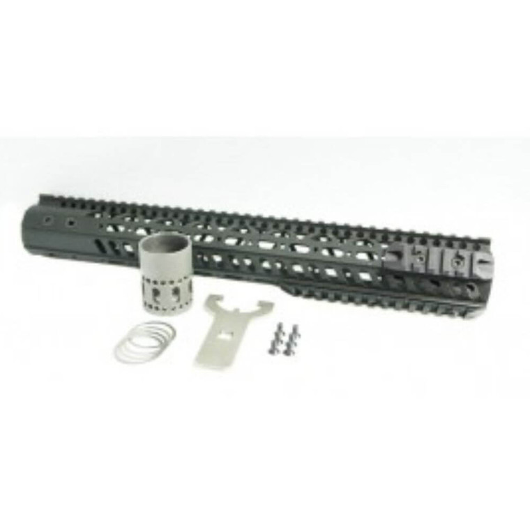 Lanxang Tactical VL-34 VLAD 7.62 .308 Rail Assembly