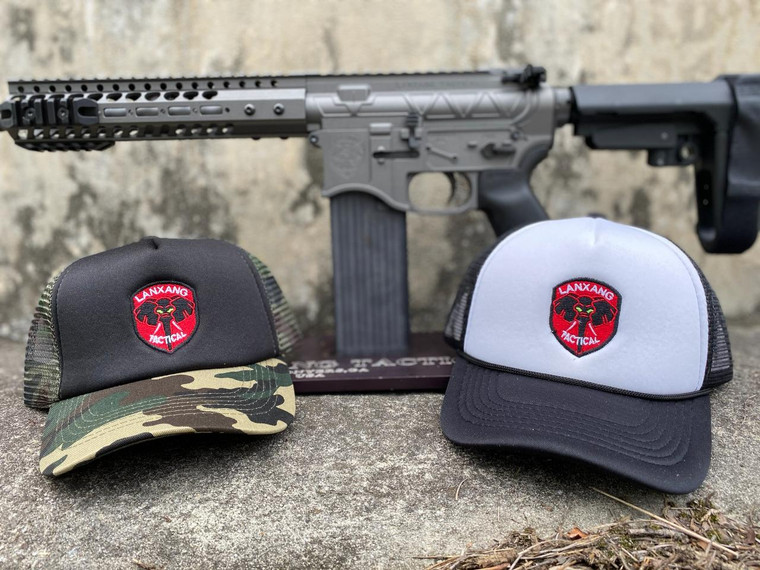 Lanxang Tactical Trucker Hat