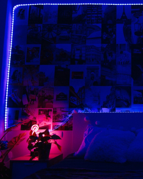 CHARLI - Tira de luces led 10 metros