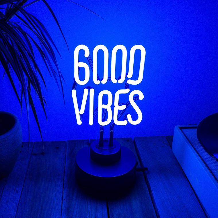 GOOD VIBES - Neon good vibes