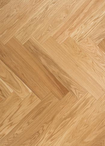 Harlyn Oak Parquet Natural Herringbone Engineered Wood Floor