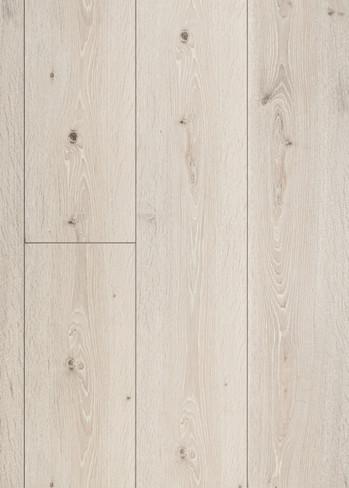 Penthouse Oak white laminate flooring