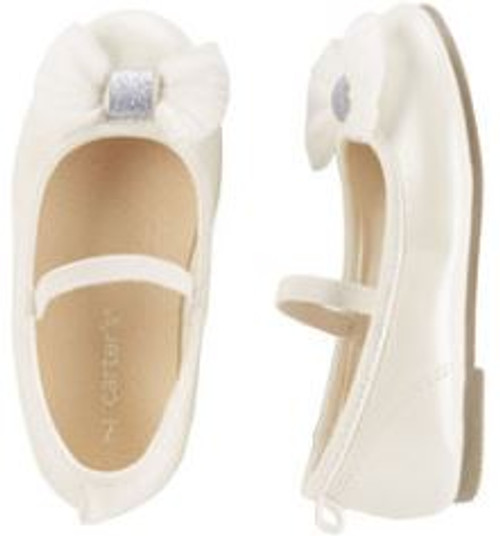 Kid Girl Carter's Ballet Flats
