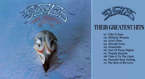 The Eagles Greatest Hits - 1976
