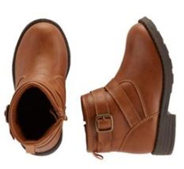 Baby Girl Carter's Buckle Boots