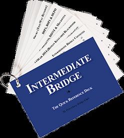 Quick Reference Decks- All 5 Bundle - Baron Barclay Bridge