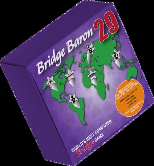 Software - Mac - Baron Barclay Bridge Supply