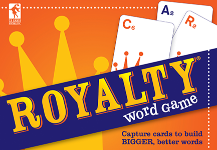 Royalty Word Game