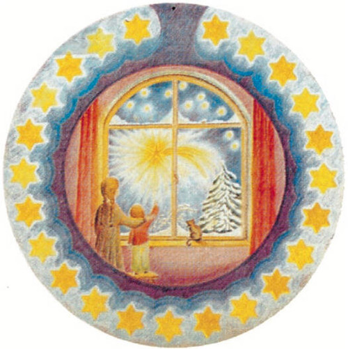 star calendar advent calendar