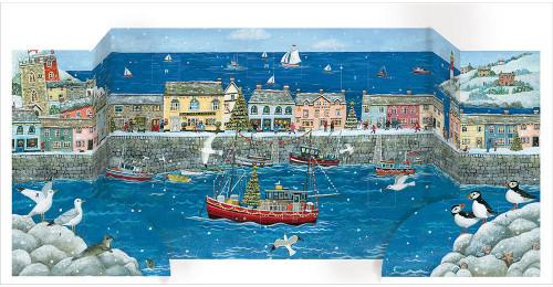 village harbour advent calendar