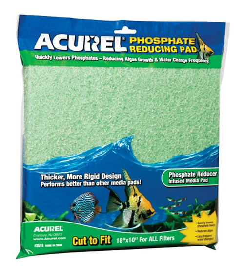 Acurel Cut to Fit Phosphate Reducing Media Pad 10x18