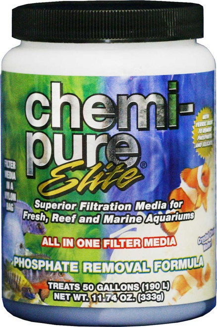 Boyd Chemi-Pure Elite Filter Medium in Nylon Bag 11.7oz