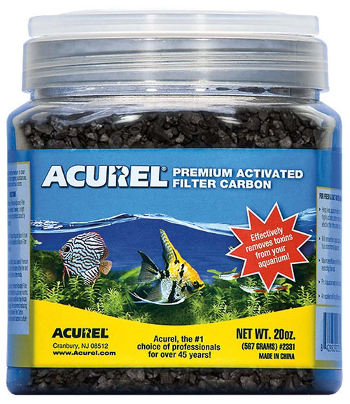 Acurel Premium Activated Filter Carbon 20oz