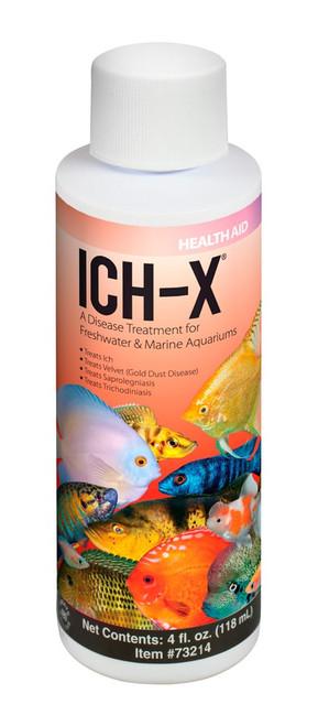 Aquarium Solutions IchX 4oz