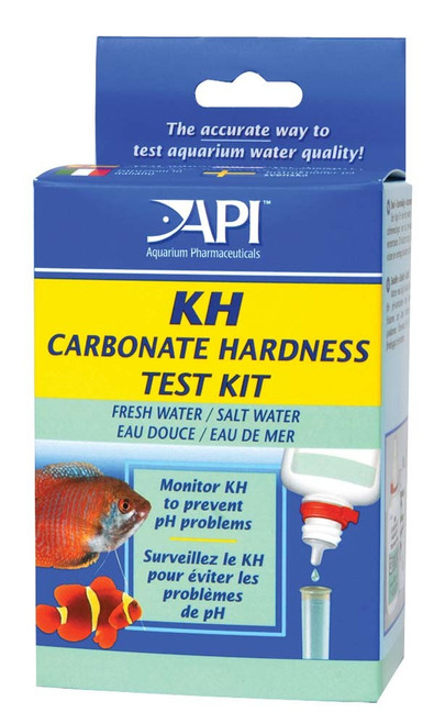 API Carbonate Hardness Test Kit