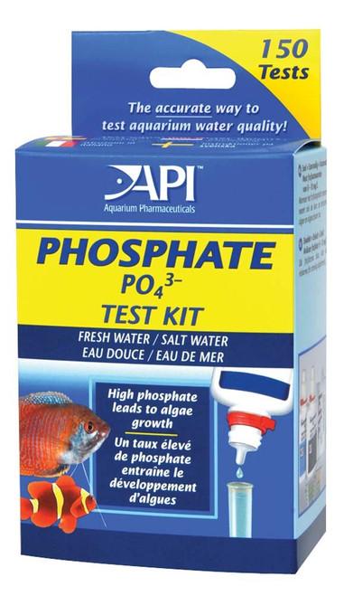 API Phosphate Test Kit Freshwater and Saltwater 150 Tests