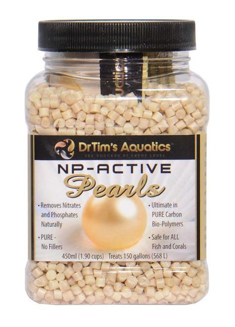 Dr Tim's Aquatics NP-Active Pearls for Nutrient Reduction All Aquaria 150gal