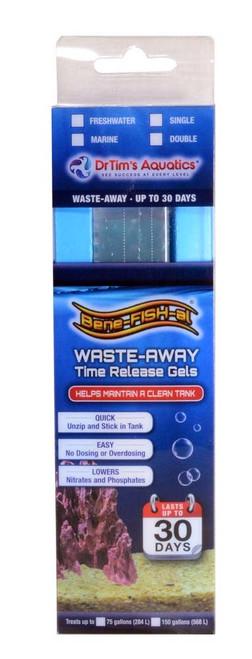DrTim's Aquatics Waste-Away Time Release Gel Marine Large (75 gal) Single
