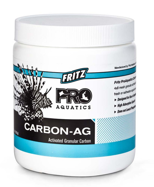 Fritz Pro Aquatics Carbon AG (Activated Granular) 20oz