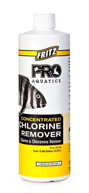 Fritz Pro Aquatics Concentrated Chlorine Remover 16oz
