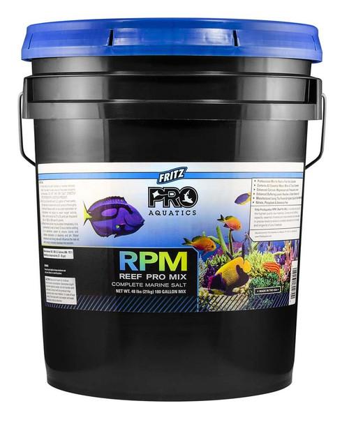 Fritz Pro Aquatics Reef Pro Mix Complete Marine Salt 48lb