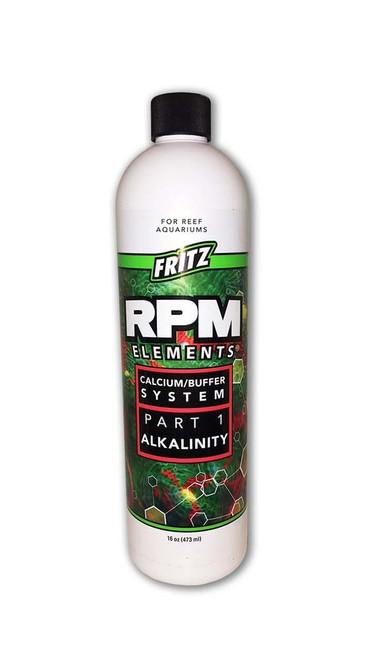 Fritz RPM Elements Calcium/Buffer System Part 1 Alkalinity 16oz